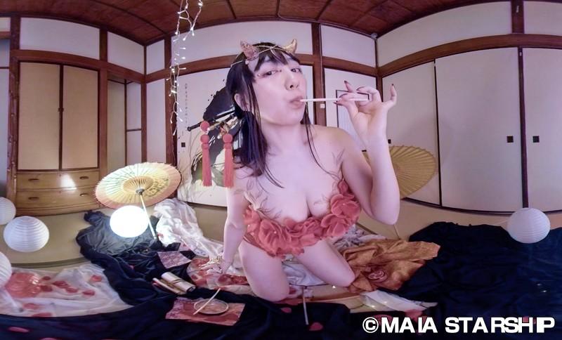 【VR】EXHI'BIJO'N-エキシ美女ン- 中川美樹〈魍魎彼女〉