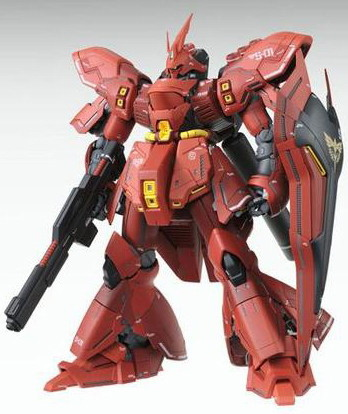 【3月再生産分】 MG 1/100 175 サザビーver.Ka