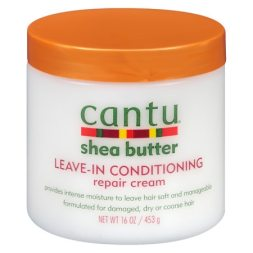 Cantu Shea Butter Leave In Conditioning Hair Repair Cream