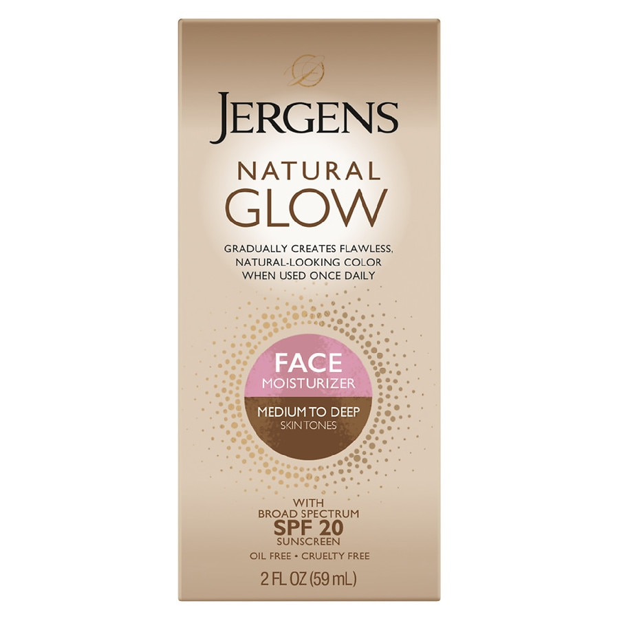 Jergans Face with SPF!