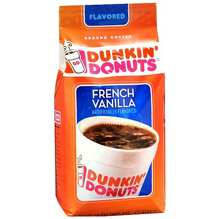 French Vanilla Flavored Ground Coffee French Vanilla Flavored Ground Coffee
