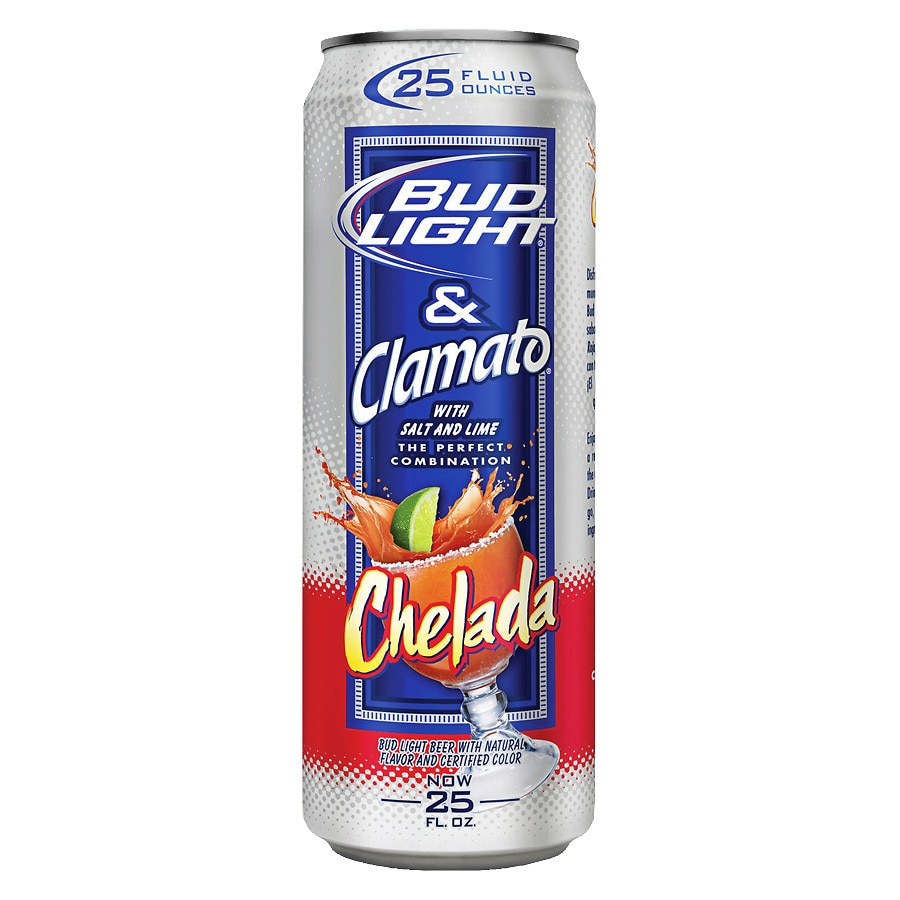 Clamato Bud Light