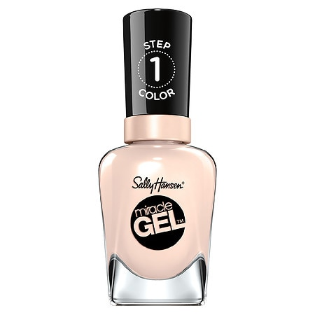 Sally Hansen Miracle Gel Nail Polish Birthday Suit