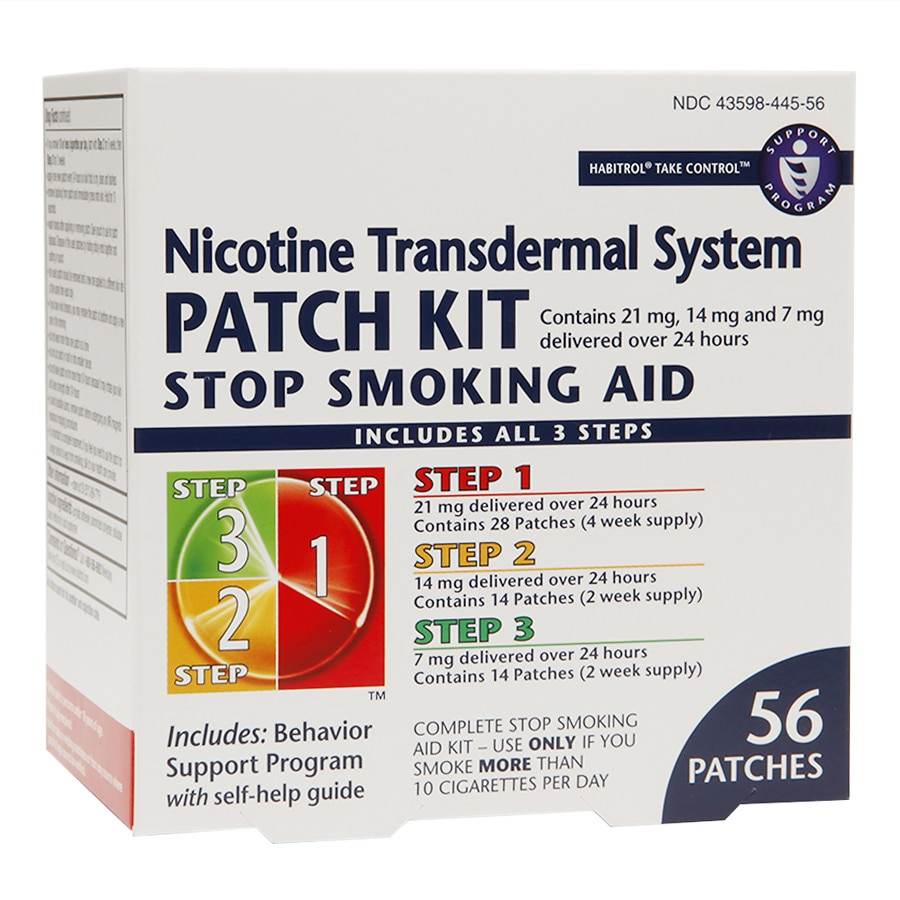 Pictures Gum And Nicotine Patch