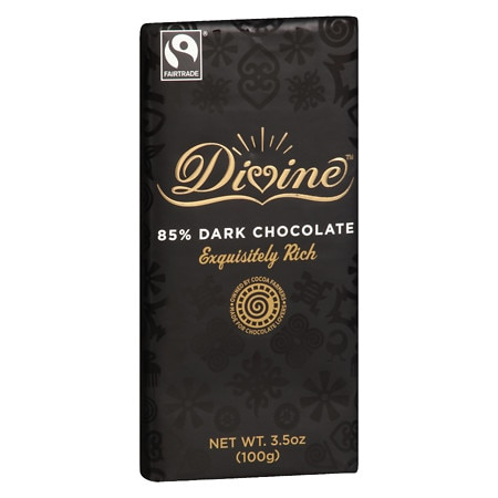 85% Dark Chocolate Bar 85% Dark Chocolate Bar