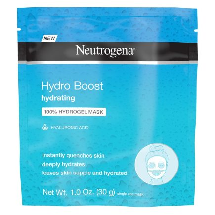 Image result for Neutrogena Moisturizing Hydro Boost Hydrating Face Mask