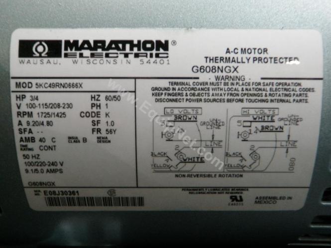 marathon electric motor wiring diagram - wiring diagram,
