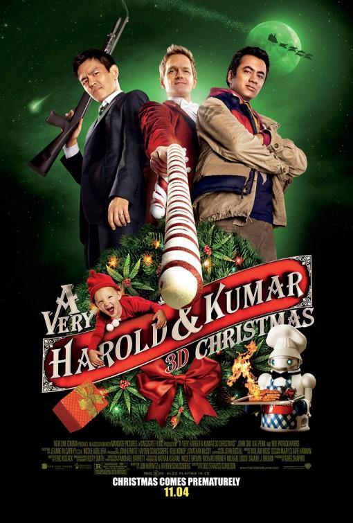 A Very Harold & Kumar Christmas - Poster / Main Image