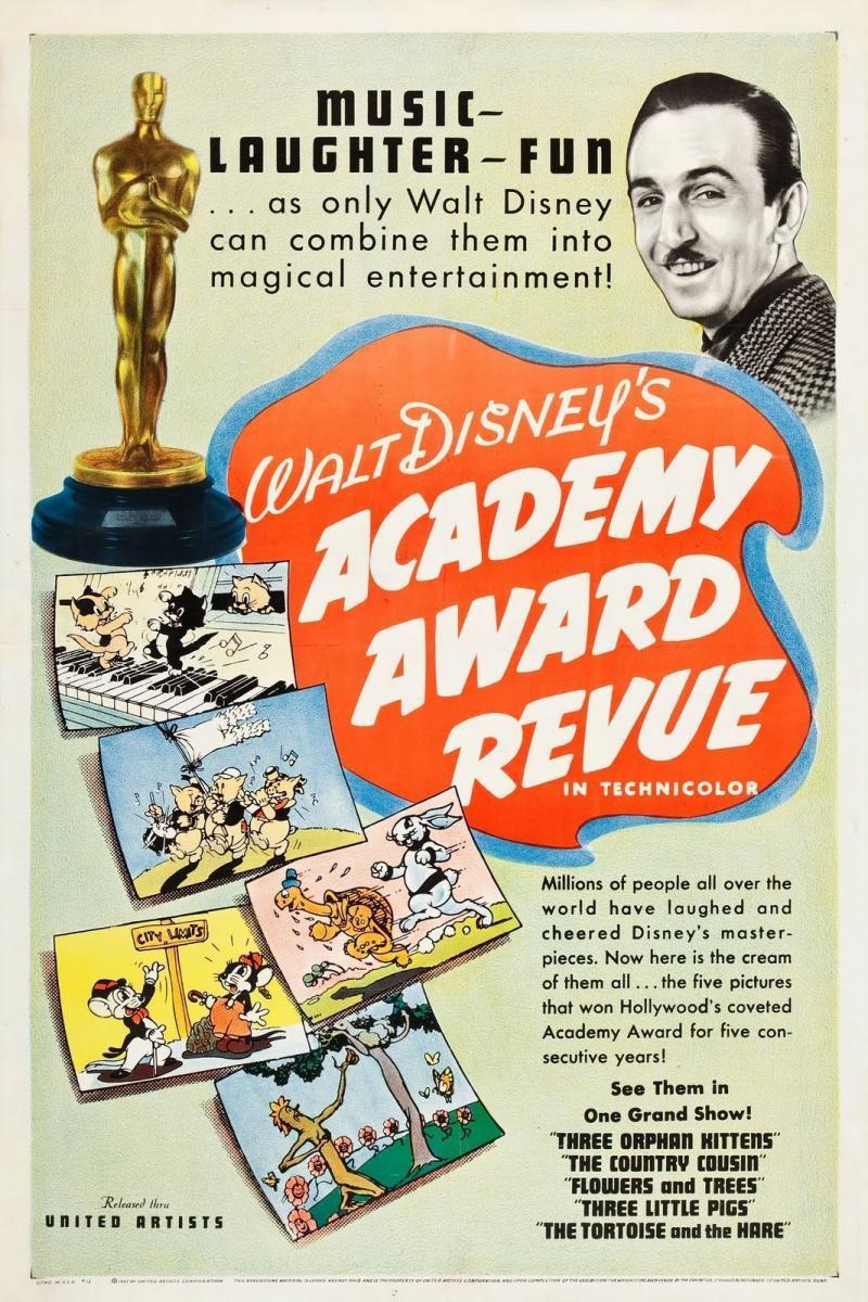 Poster do filme Festival de Oscars Disney