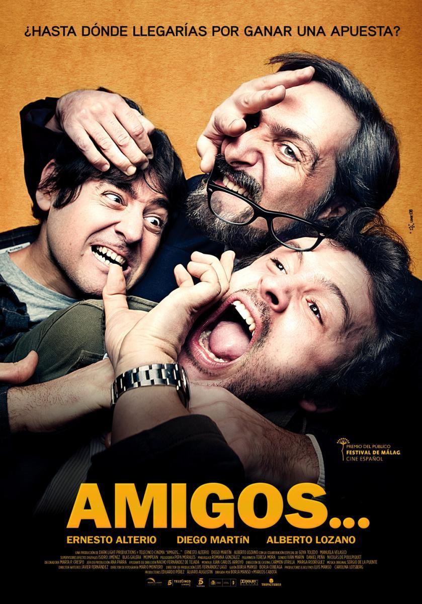 Spanish films, laughter and friends | Vero Supertramp