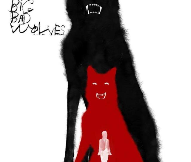 Big Bad Wolves Posters