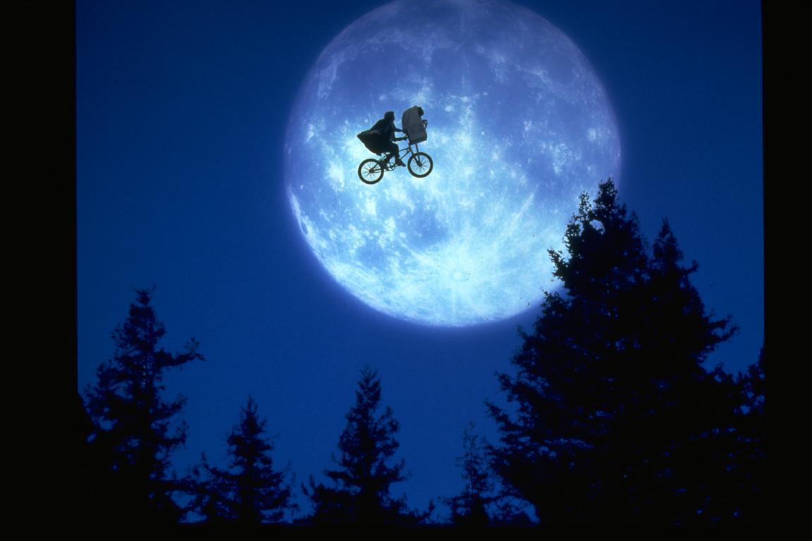 E.T., el extraterrestre - Fotogramas