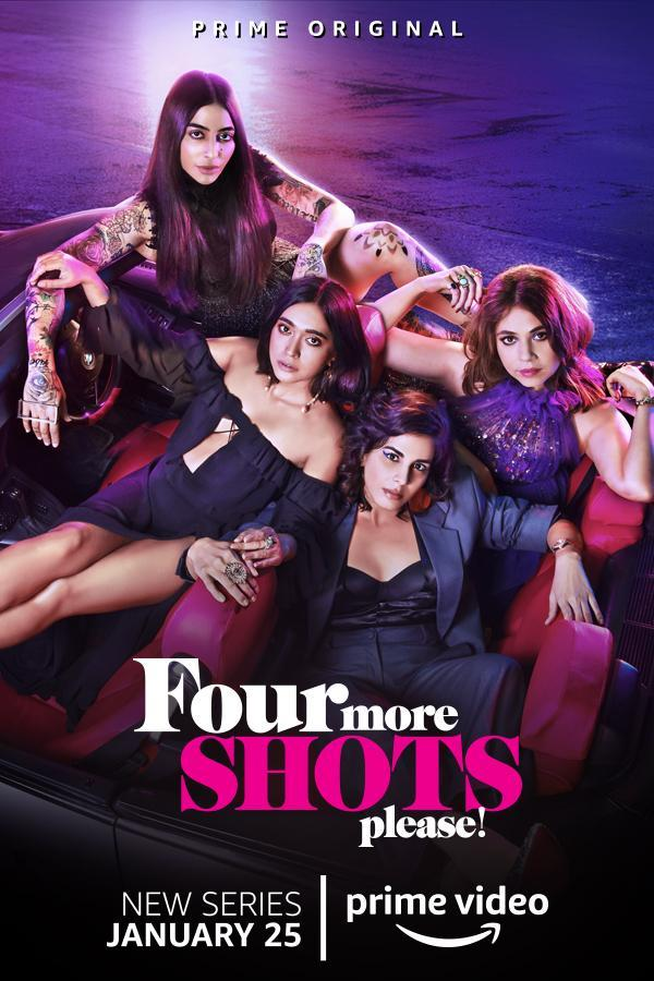 Four More Shots Please (TV Series) (2019) - Filmaffinity