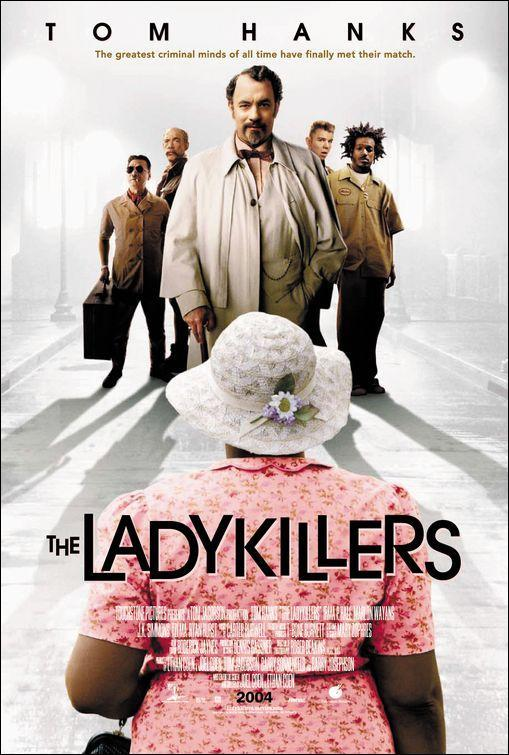 Ladykillers Book Cover