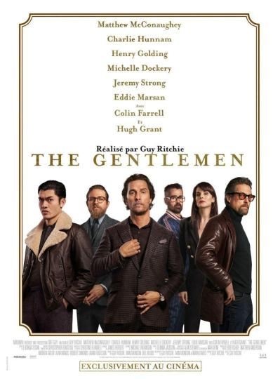 The Gentlemen: señores de la mafia