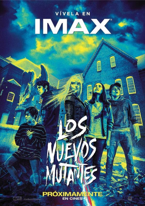 image gallery for the new mutants