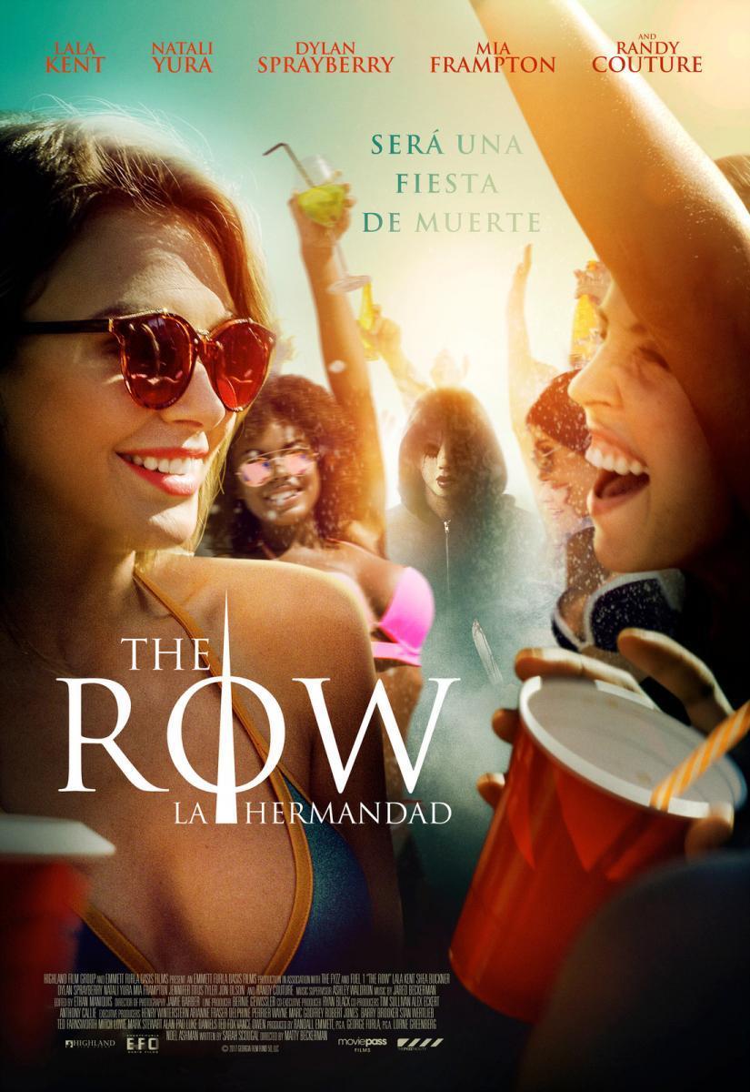 Seccin Visual De The Row La Hermandad FilmAffinity