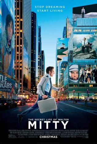 La vie rêvée de Walter Mitty de Ben Stiller
