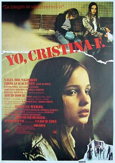 Yo, Cristina F.