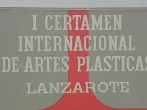 Artes plásticas en Lanzarote (C)