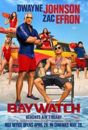 Baywatch: Los vigilantes de la playa.