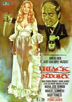 Poster do filme Black Story - La Historia Negra de Peter P. Peter