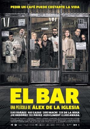 """Estreno de """"El Bar"""" con JORDI AGUILAR"""