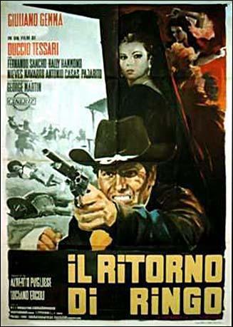 Poster do filme O Retorno de Ringo