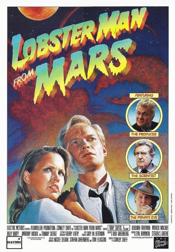 Lobster Man from Mars (1989) - FilmAffinity