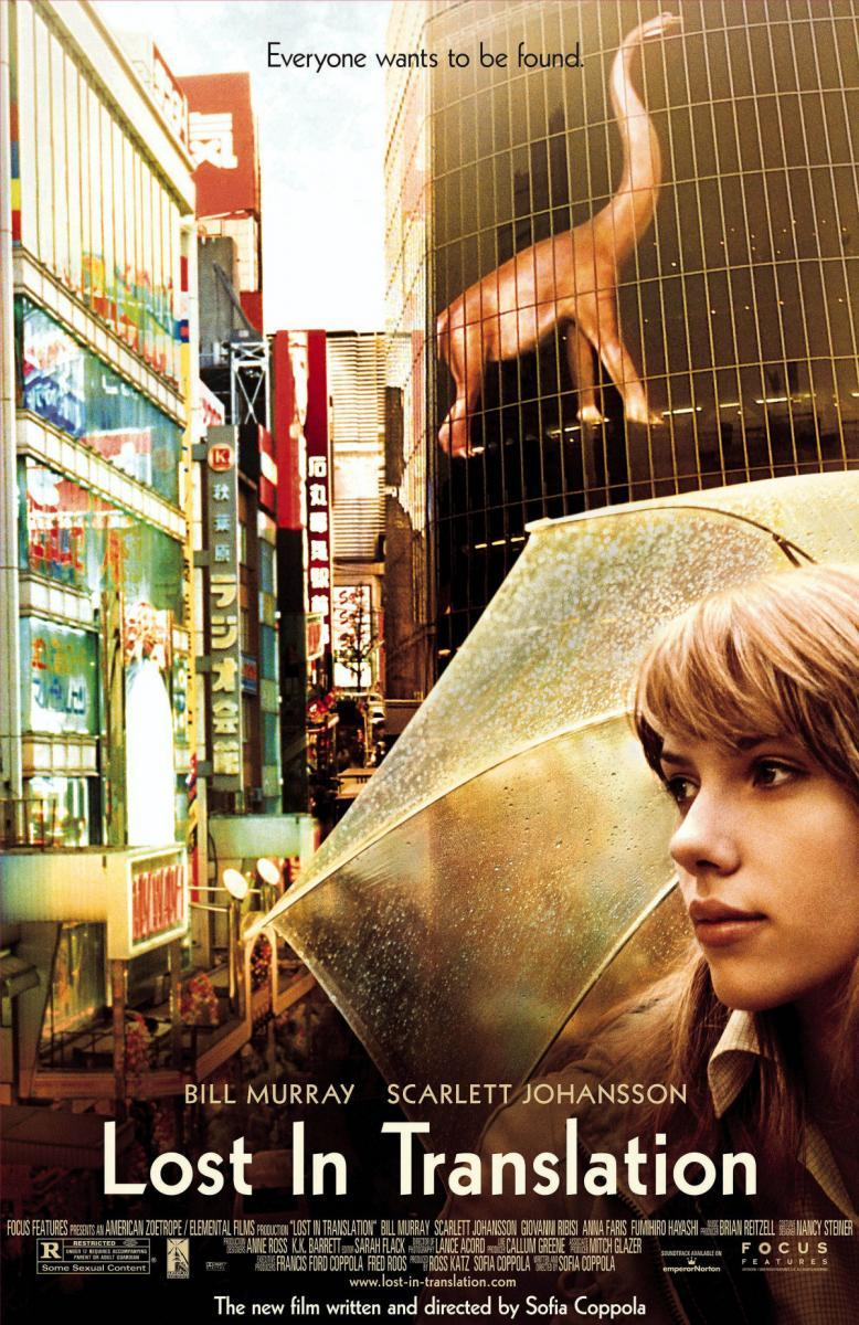 Lost in Translation 2003 | DVDRip Latino HD Mega 1 Link