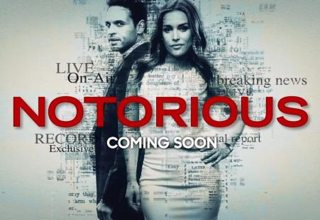 Image result for notorious tv show
