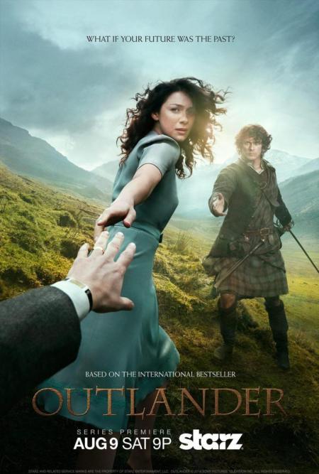 Outlander, series históricas internacionales