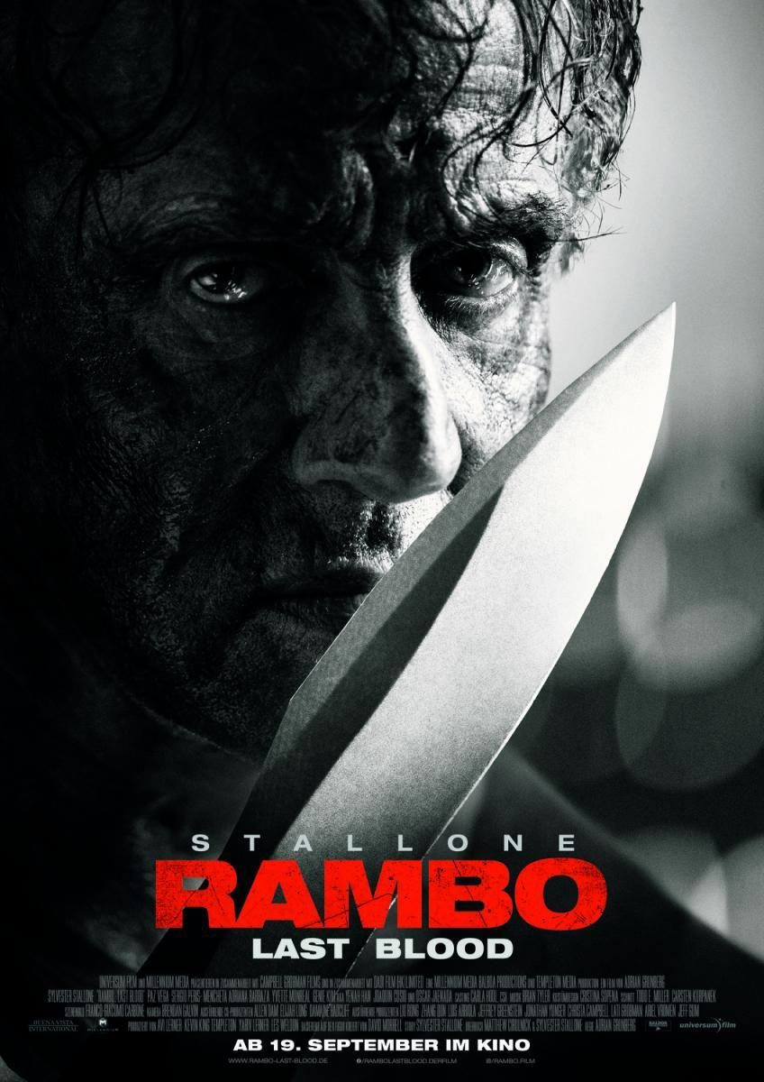 Rambo: Last Blood [2019]