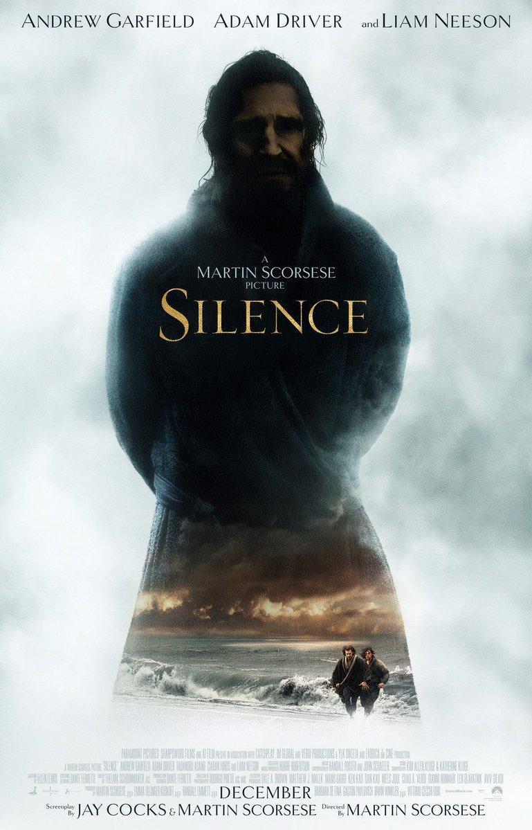 Resultado de imagen para Silencio (2016)