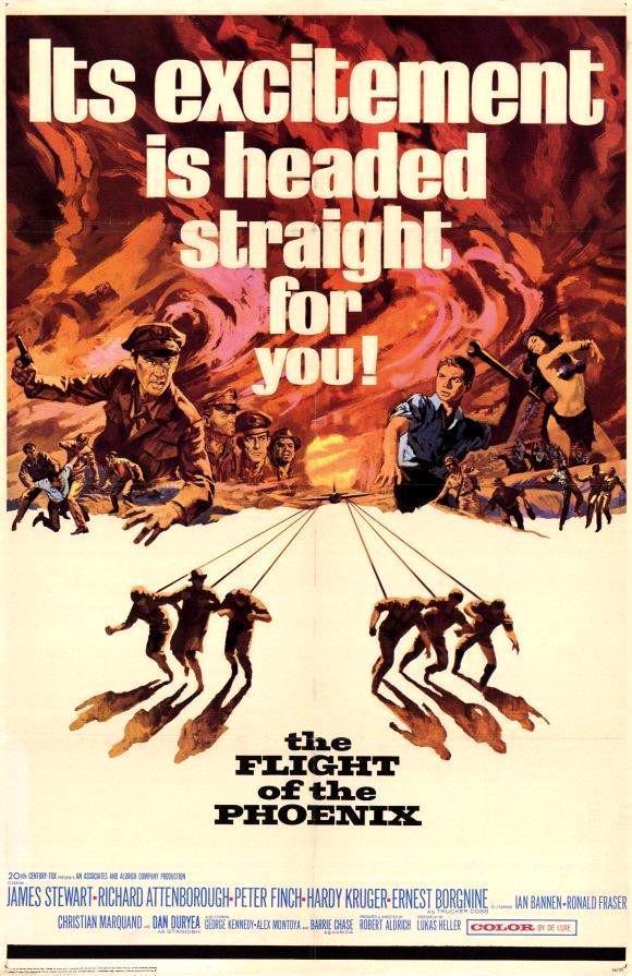 The Flight Of The Phoenix 1965 FilmAffinity