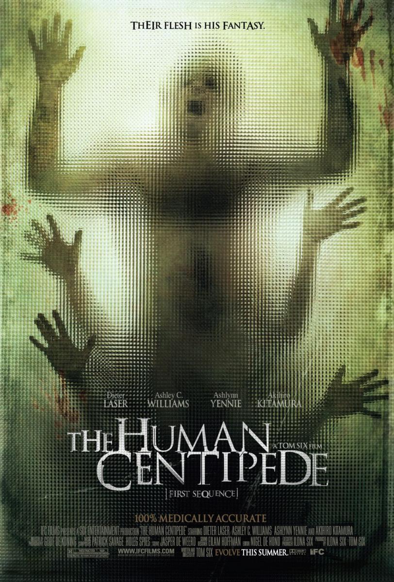 El ciempiés humano [2009][Latino][1080p][MEGA]