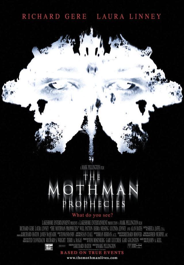 Resultado de imagen de mothman la última profecía