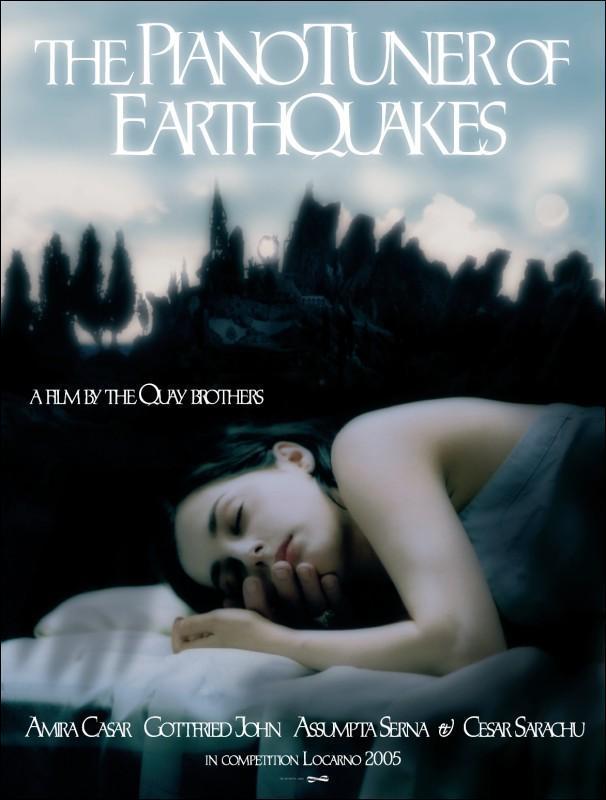 Poster do filme O Afinador de Terremotos