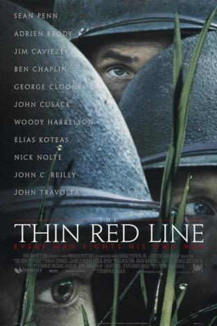 Resultado de imagen de la delgada línea roja