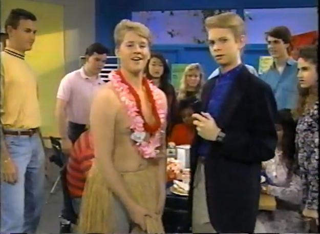 Welcome Freshmen TV Series 1991 FilmAffinity