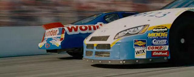 Dodge Intrepid NASCAR In Talladega Nights The