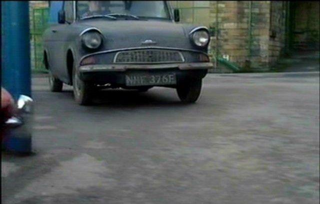 1967 Ford Anglia Van 307E In Heartbeat 1992 2009