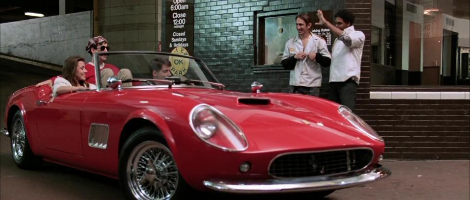 Ferris Bueller Ferrari 250 GT California Sypder