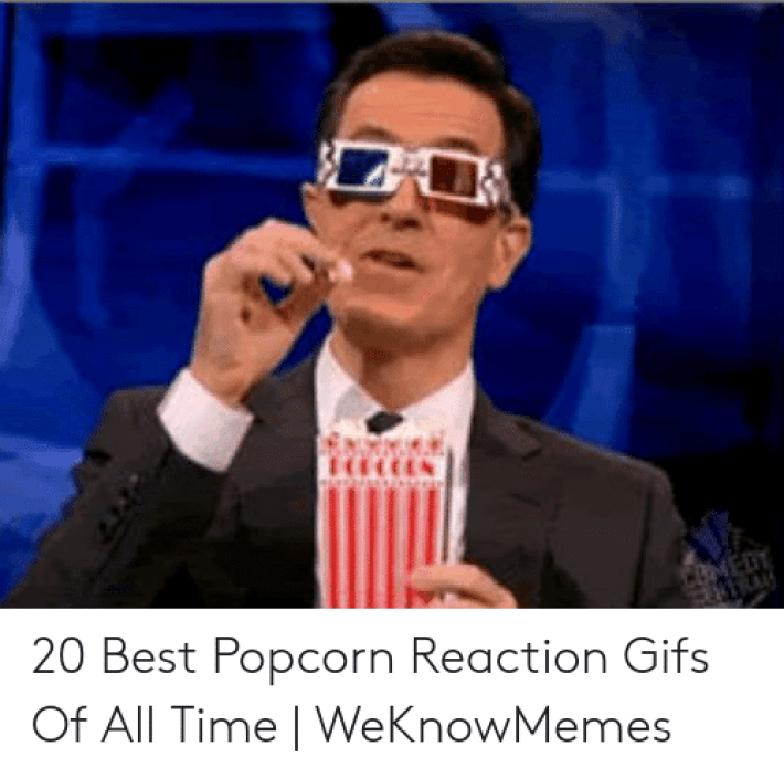 20 Best Popcorn Reaction Gifs of All Time   WeKnowMemes   Best Meme on ME.ME
