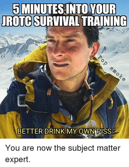 25+ Best Memes About Rotc | Rotc Memes