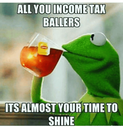 Image result for tax baller
