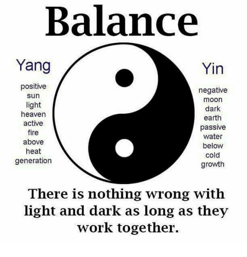 Yin And Yang Meaning Love