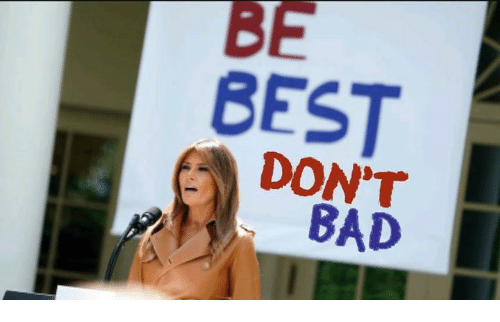 Bad, Memes, and Best: BE  BEST  DON'T  BAD