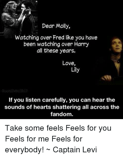 Dear Molly Watching Over Fred Like You Have Been Watching