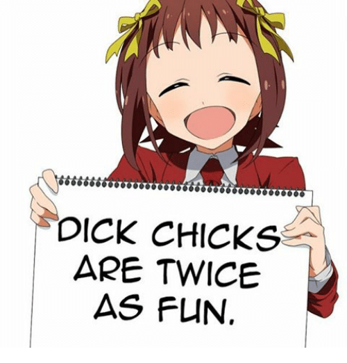 Dicks Chicks